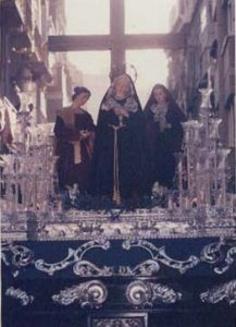 Trono Santas Mujeres