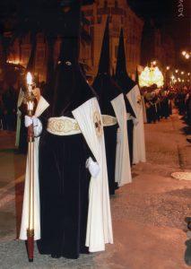 Capirote Cristo de Medinaceli