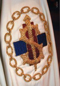 Escudo Cristo de Medinaceli